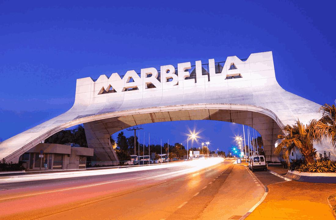 Marbella fastighetsprojekt