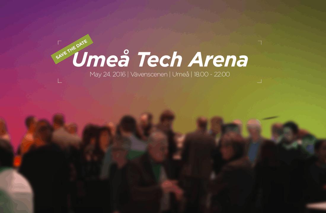 Umeå Tech Arena Spara Datum