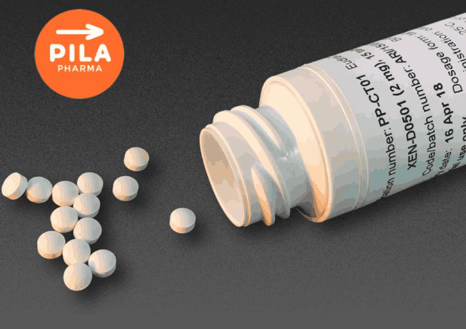 Pila Pharma Prospekt