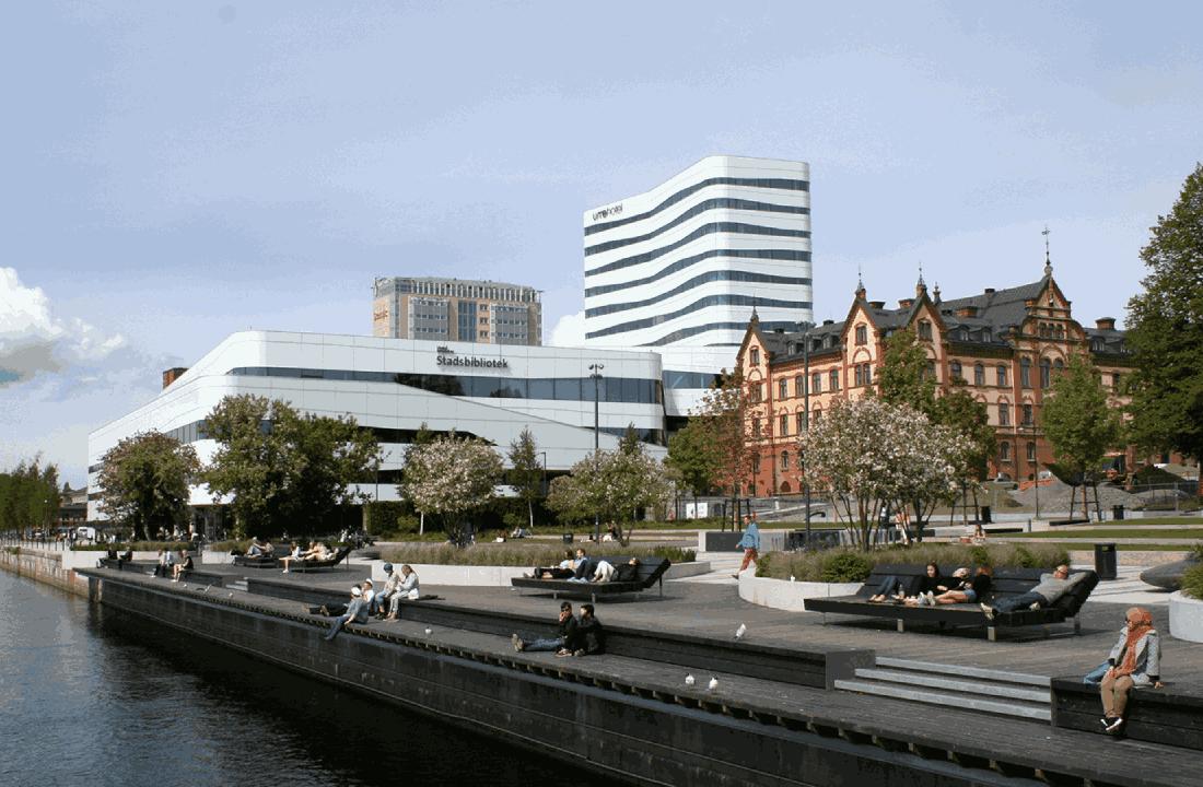 Samverkansplattformen som skapats i samarbete med Umeå kommun