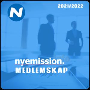 Medlemskap-nyemission info